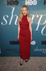 MALEA ROSE at Sharp Objects Premiere in Los Angeles 06/26/2018