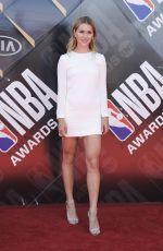 MALLORY EDENS at 2018 NBA Awards at Barker Hangar in Santa Monica 06/25/2018