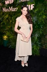 MALLORY JANSEN at Max Mara WIF Face of the Future in Los Angeles 06/12/2018