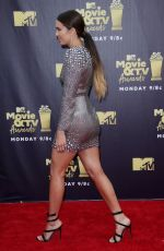 MANDY MOORE at 2018 MTV Movie and TV Awards in Santa Monica 06/16/2018