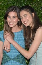 MARGARET and RAINEY QUALLEY at Chanel Dinner Celebrating Our Majestic Oceans in Malibu 06/02/2018