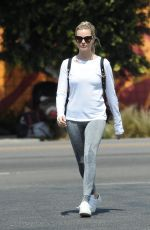 MARGOT ROBBIE at Bluestone Lane Cafe in Los Angeles 06/28/2018