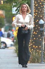 MARGOT ROBBIE Out in Beverly Hills 06/21/2018