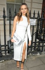 MARIA HATZISTEFANIS at Moet Summer House Launch Party in London 06/07/2018