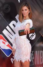 MARIA MENOUNOS at 2018 NBA Awards at Barker Hangar in Santa Monica 06/25/2018