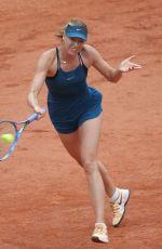 MARIA SHARAPOVA at French Open Tennis Tournament in Paris 06/06/2018