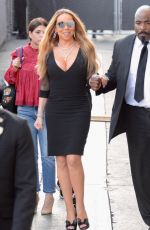 MARIAH CAREY Out Dinner in Beverly Hills 06/06/2018