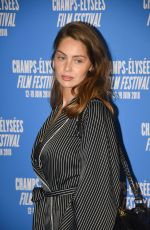 MARIE-ANGE CASTA at 7th Champs Elysees Film Festival in Paris 06/12/2018
