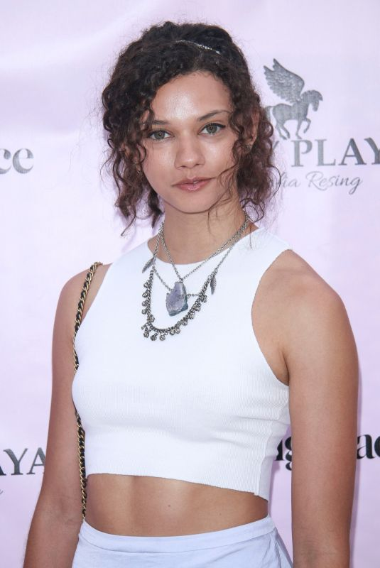 MARINA NERY at Mery Playa by Sofia Resing Launch in New York 06/20/2018