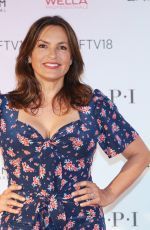 MARISKA HARGITAY at 58th Monte Carlo TV Festival Soiree TV Series Party 06/16/2018