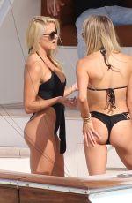 MARISSA EVERHART in Bikini at a Yacht in Miami Beach 06/01/2018