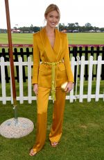 MARTHA HUNT at Cartier Queens Cup Polo in Windsor 06/17/2018