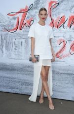 MARTHA HUNT at Serpentine Gallery Summer Party in London 06/19/2018