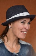 MARTINA HINGIS at Roland Garros Village in Paris 06/06/2018