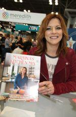 MARTINA MCBRIDE at Book Expo America in New York 06/01/2018