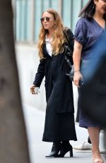 MARY KATE and ASHLEY OLSEN Out in New York 06/06/2018