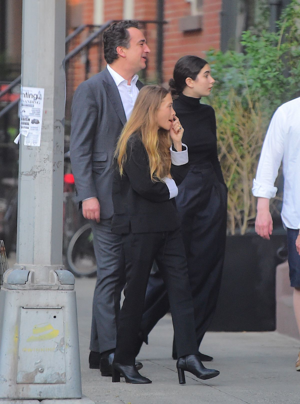 Mary Kate Olsen And Olivier Sarkozy Out In New York 06112018