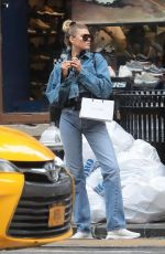 MARYNA LINCHUK Out and About in New York 06/03/2018