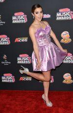 MEGAN NICOLE at Radio Disney Music Awards 2018 in Los Angeles 06/22/2018