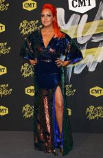 MEGHAN LINSEY at CMT Music Awards 2018 in Nashville 06/06/2018