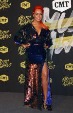 MEGHAN LINSEY at CMT Music Awards 2018 in Nashville 06/06/2018