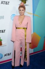 MEGHAN TRAINOR at Iheartradio Wango Tango by AT&T in Los Angeles 06/02/2018