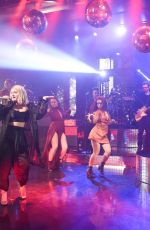 MEGHAN TRAINOR at The Late Show with Stephen Colbert 06/06/2018