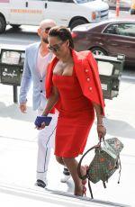 MELANIE BROWN Arrives at Court in Los Angeles 06/04/2018