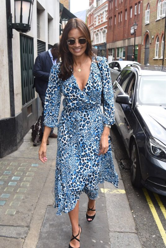 MELANIE SYKES at a Party in London 06/01/2018
