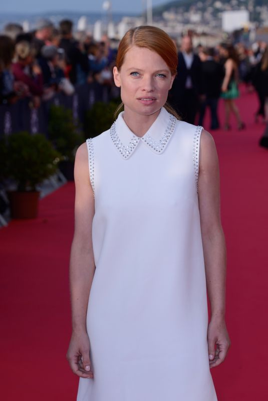 MELANIE THIERRY at 32nd Cabourg Film Festival 06/15/2018