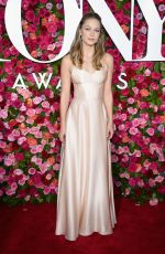 MELISSA BENOIST at 2018 Tony Awards in New York 06/10/2018
