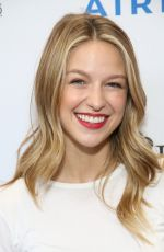 MELISSA BENOIST at Stars in the Alley in New York 06/01/2018