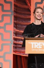 MELISSA BENOIST at Trevor Project's Trevorlive NY Gala in New York 06/11/2018