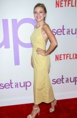 MEREDITH HAGNER at Set It Up Specials Screening in New York 06/12/2018