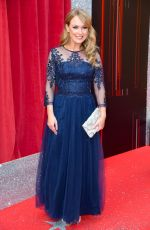 MICHELLE HARDWICK at British Soap Awards 2018 in London 06/02/2018