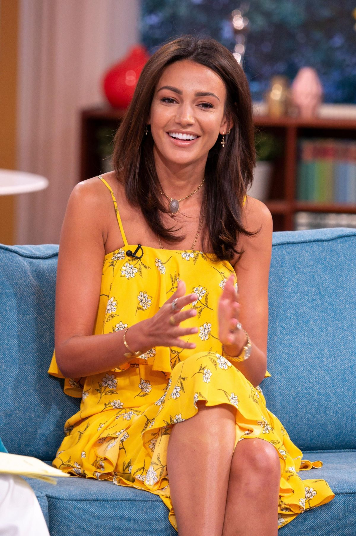 MICHELLE KEEGAN at This Morning TV Show in London 06/05 ...