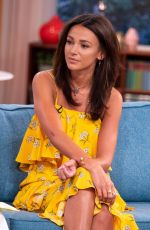 MICHELLE KEEGAN at This Morning TV Show in London 06/05/2018