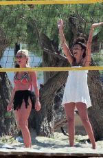 MICHELLE KEEGAN in Bikini at a Beach in Majorca 06/22/2018