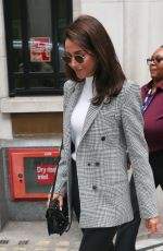 MICHELLE KEEGAN Out in London 06/01/2018