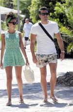 MICHELLE KEEGAN Out in Majorca 06/19/2018
