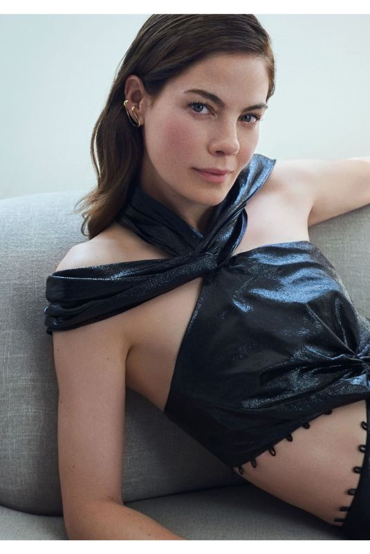 MICHELLE MONAGHAN for Dolce Magazine, Summer 2018