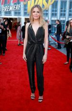 MICHELLE PFEIFFER at Ant-man and the Wasp Premiere in Los Angeles 06/25/2018