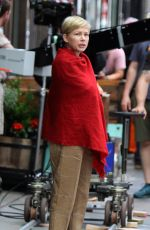 MICHELLE WILLIAMS on the Set of After the Wedding in New York 06/08/2018