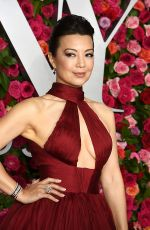 MING-NA WEN at 2018 Tony Awards in New York 06/10/2018