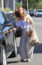 MINKA KELLY Out in Hollywood 06/26/2018