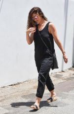 MINKA KELLY Out in Los Angeles 06/20/2018