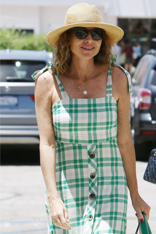 MINNIE DRIVER Out and About in Malibu 06/09/2018