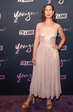 MIRIAM SHOR at Younger Premiere in New York 06/04/2018