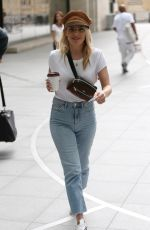 MOLLIE KIING Arrives at BBC Studios in London 06/16/2018