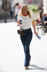 MOLLIE KING at BBC Studios in London 06/15/2018
